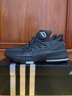 Adidas dame 3(us10)