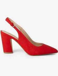 Auth💯 DOROTHY PERKINS UK Ankle Strap Heels