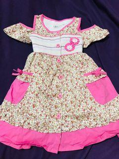 De backers Baby dress