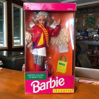 Barbie United Colors of Benetton: Shopping! (1991)