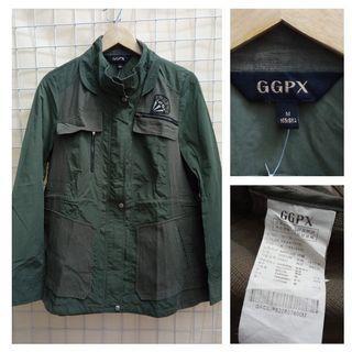 GGPX JFW39 Jaket Coat Cewek Fashion Vintage Second Ori Import Korea Hijau