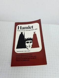 Hamlet哈姆雷特 英文書英文小說