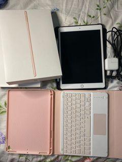 iPad 7th Gen rose gold 32gb