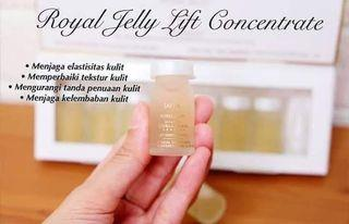 Jafra royal jelly serum