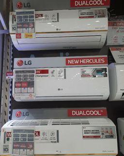 LG Ac standard 1/2 pk
