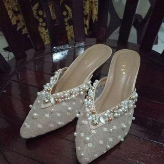 sepatu wedding baru