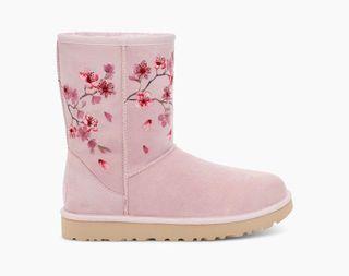 UGG 雪靴 粉色櫻花🌸