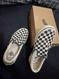 Vans Slip-On Checkerboard Japan Market