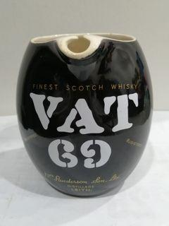 Vintage VAT69 Jug