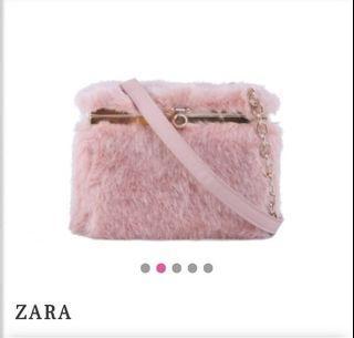 Zara bag Bulu