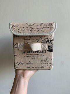 折疊小盒子