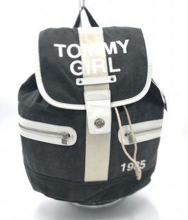 [全新 展示品 特價]Tommy Girl女士帆布背包