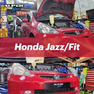 【火炭】本田 Honda Jazz/Fit 更換引擎修復偈油 Motor Oil Change