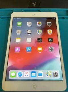 「私人好貨」🔥越獄機 iPad mini 2 16GB Wi-Fi 鎖帳號 無盒/無配件 二手平板 中古 零件機 故障機