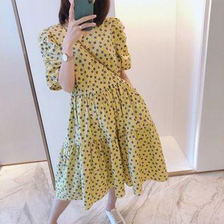 🌸 Korean Ice cream 2 color dress
