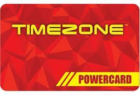 Almost 30% off! 4 x $20 timezone powercard!
