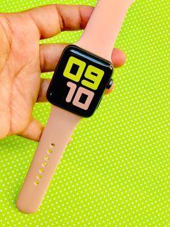 Apple Watch series 3 38mm iwatch hitam
