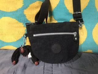 Authentic kipking small sling bag