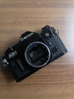 CANON AE1-P (BLACK) BODY ONLY