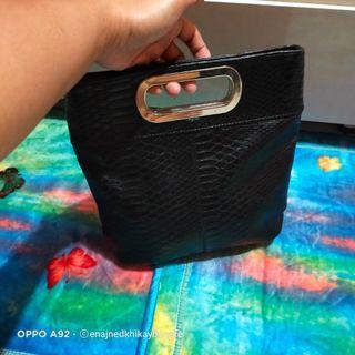 Fashion Leather Hand Bag