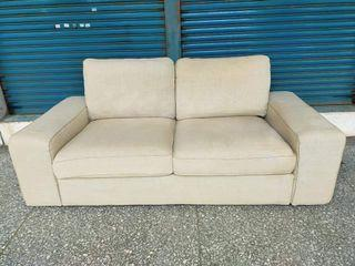 【健利傢俱行】IKEA雙人沙發 IKEA雙人布沙發 二人沙發 二人布沙發 二手雙人沙發 二手二人沙發 二手IKEA沙發