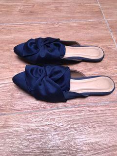 #jualan yuk sepatu wanita model bunga