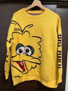 material girl x Sesame Street毛衣