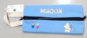MOOMIN 多功能面紙袋 衛生棉包 包包 小包 收納包 筆袋 鉛筆袋 鉛筆盒 隨身包 手提包 手拿包 化妝包 嚕嚕米