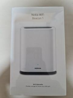 Nokia WIFI Beacon 1 router for SALE!  Negotiable! Free delivery!