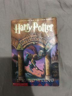 Novel Harry Potter and the sorceres stone