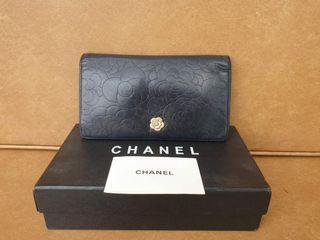 Original Chanel Camelia Wallet