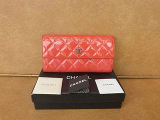 Original Chanel Patent Wallet