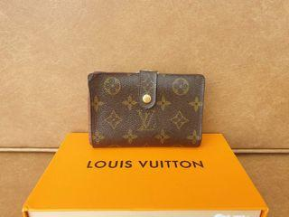 Original Louis Vuitton French Kisslock Wallet