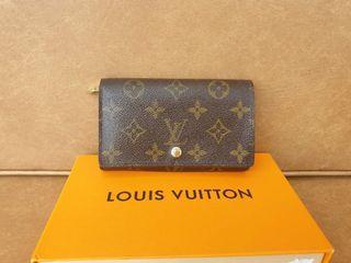 Original Louis Vuitton Porte Tresor wallet