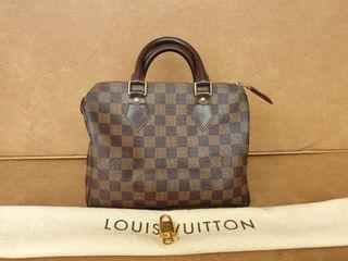 Original Louis Vuitton Speedy 25 Damier