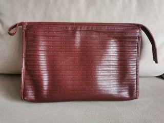 Original Valentino Clutch Pouch Bag