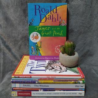Roald Dahl Bundle (7pcs)