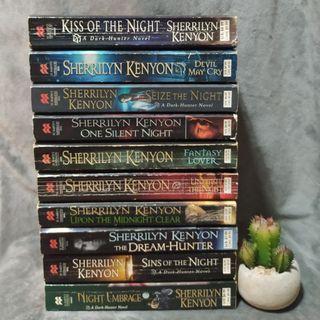 Sherilyn Kenyon Bundle (10pcs)