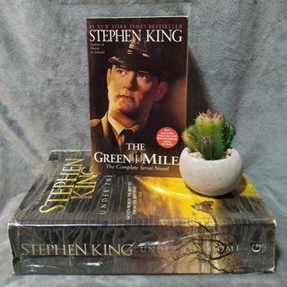 Stephen King bundle