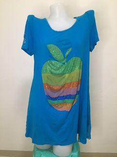 tshirt dress or long top
