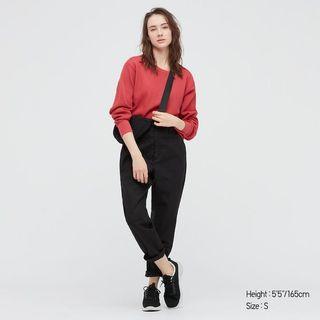 UNIQLO cotton linen pants