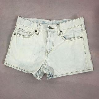 UNIQLO denim shorts