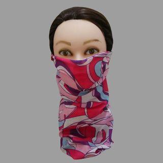 全新抗UV彈力印花脖圍#萬用巾