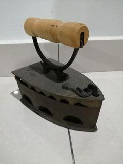 Vintage Brass Iron