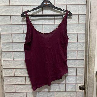 [Zara] Atasan Ungu (Purple Tanktop/Top/Blouse)