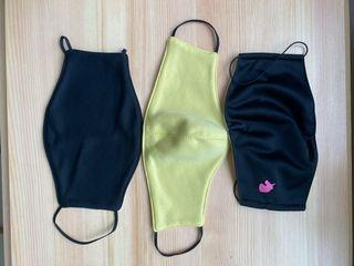 3 pcs Face Mask. Take all for 50