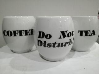 3pcs Dumex Mug