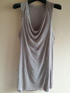 設計師網紗造型上衣
