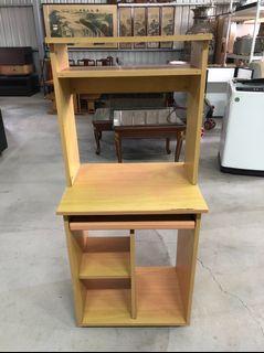 木紋電腦桌&收納置物書桌&工作桌&書桌&電腦桌&閱讀桌&寫字桌