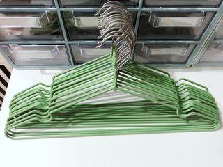 衣架~綠色